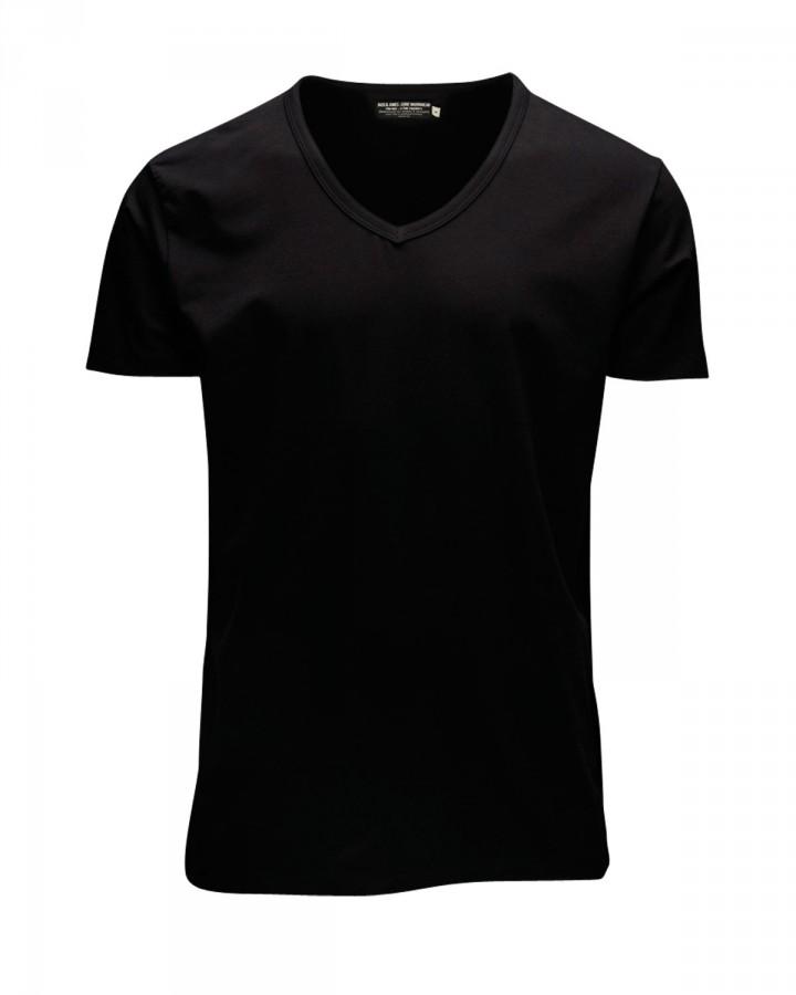 Jack & Jones Herren V-Neck T-Shirt Basic