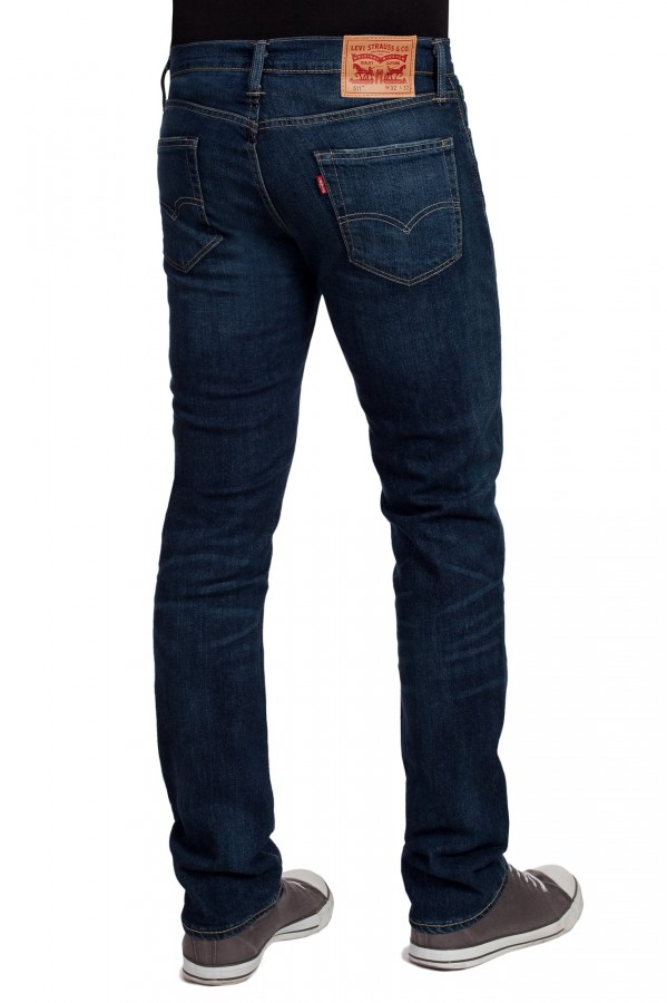 levis-herren-jeans-511-slim-fit-rain-shower, 99.95 EUR @ jeans