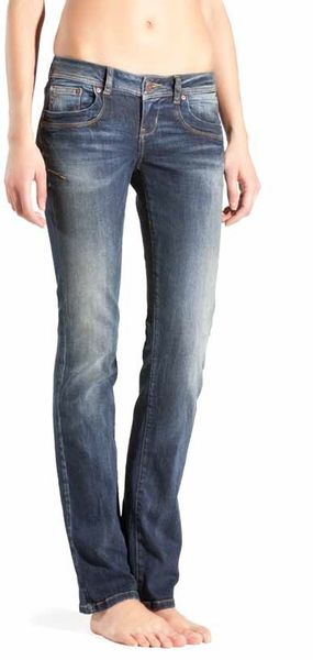 LTB Damen Jeans Valentine - Straight Fit - Mambo Wash