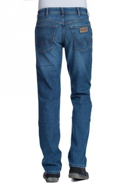 MOD Damen Jeans Rea Regular Fit Blau Genova Blue