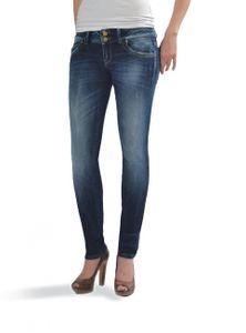 LTB Damen Jeans Molly - Super Slim - Oxford Wash