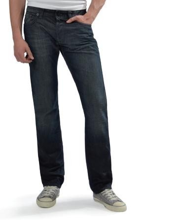 LTB Herren Jeans Hollywood - Straight Fit - Volcano Wash