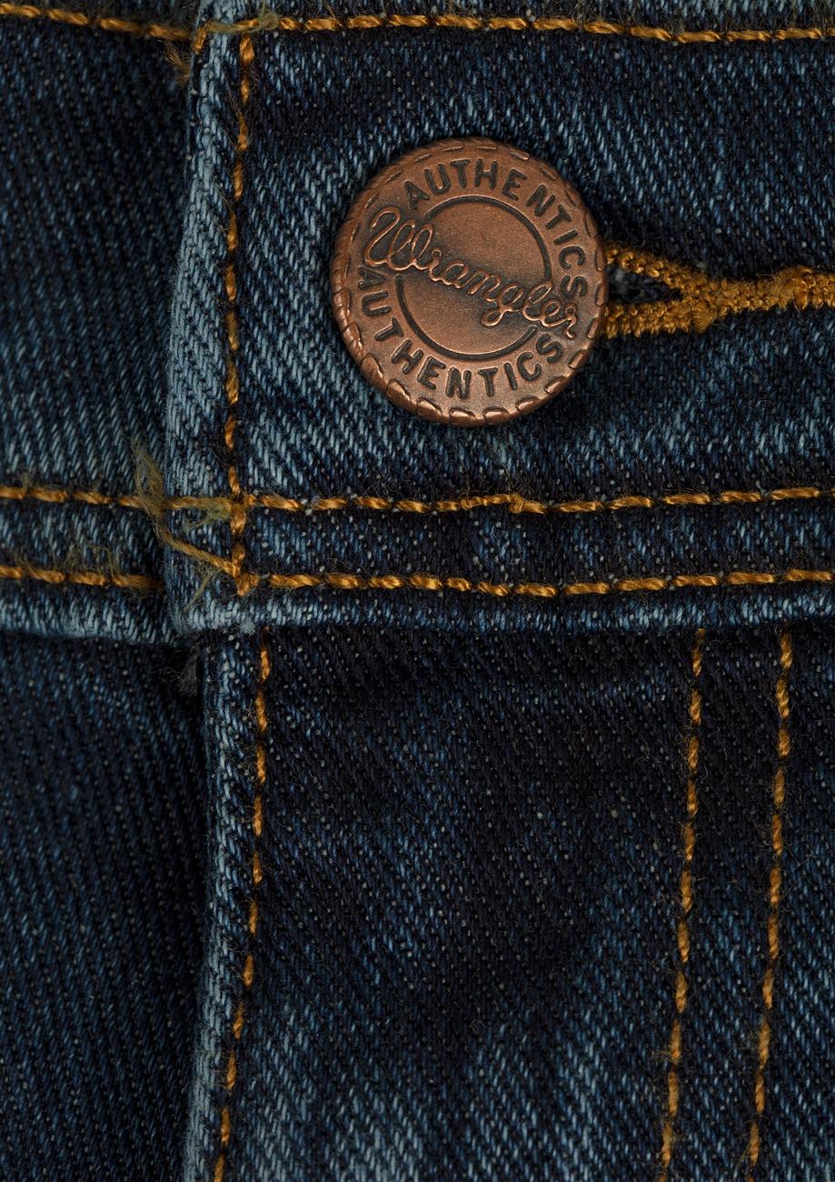 Wrangler Texas Stretch Indigo Wit Herren Jeans Hose in vielen Größen Blau