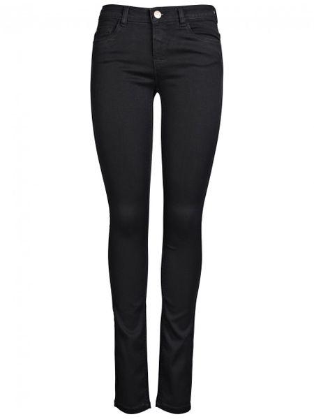 Only Damen Jeans Ultimate Skinny - Slim Fit - Black