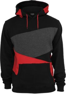black/red/charcoal