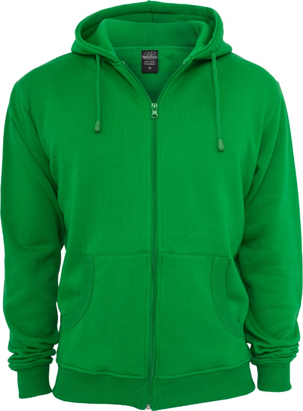 Urban Classics Herren Relaxed Zip Kapuzenpullover - Regular Fit