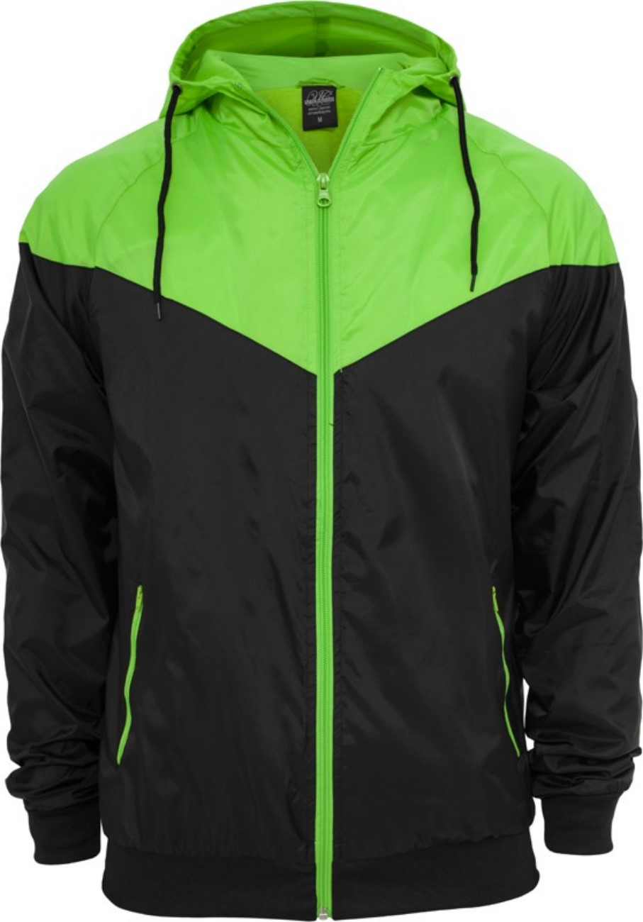Urban Classics Herren Arrow Windrunner - Regular Fit