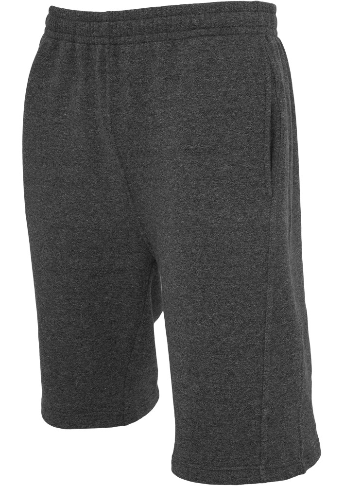 Urban Classics Herren Shorts Melange Sweatshorts - Regular Fit