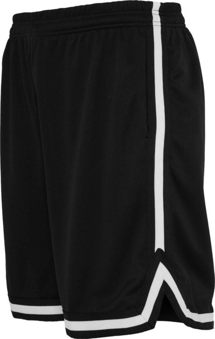 Urban Classics Herren Stripes Mesh Shorts - Urban Fit