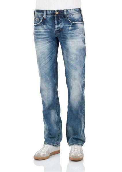 MOD Herren Jeans Thomas - Classic Fit - Ash Blue