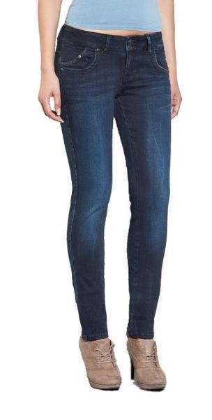 LTB Damen Jeans Molly - Slim Fit - Lorina Wash