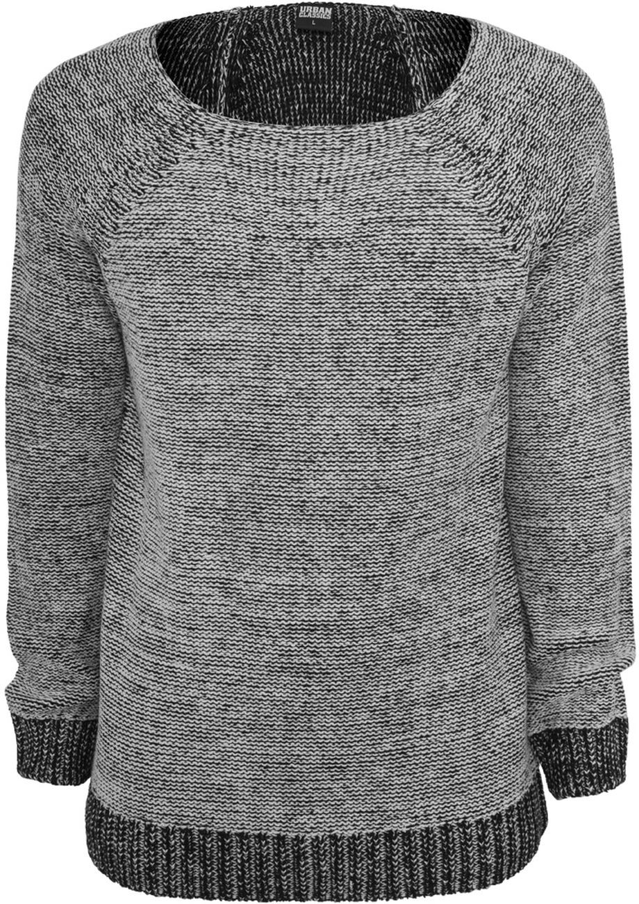 Urban Classics Herren Wide Neck Sweatshirt