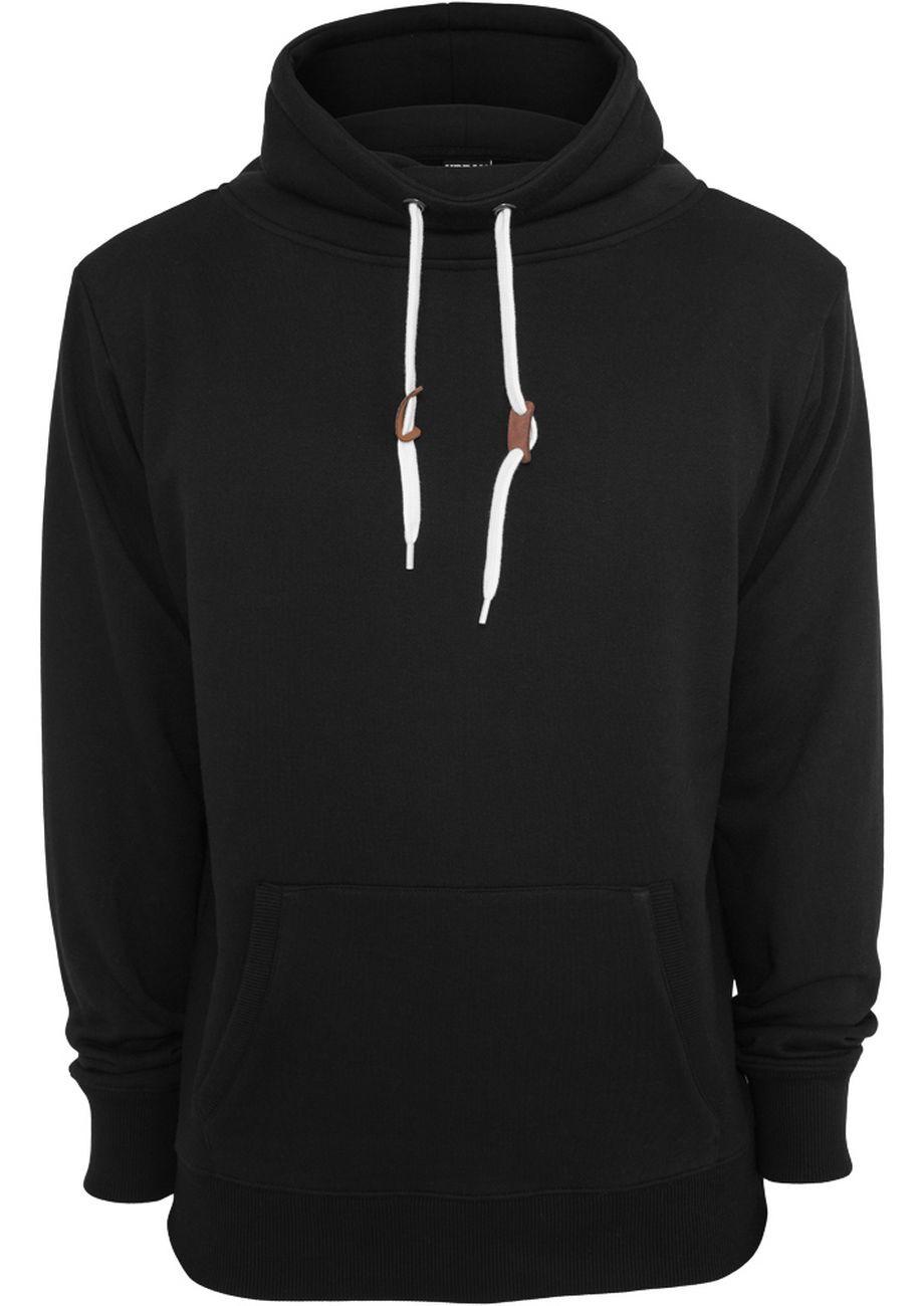 Urban Classics Herren Sweatshirt High Neck Pocket Crew