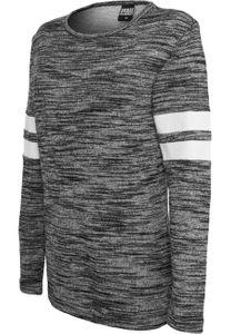 Urban Classics Damen Sweatshirt Damen Terry Melange Crew