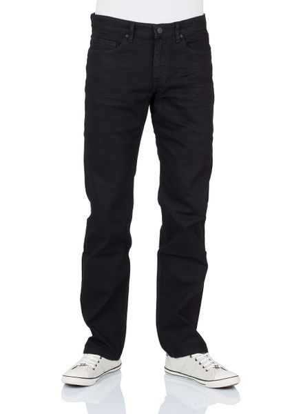 Cross Jeans Herren Jeans Antonio - Relax Fit - Black