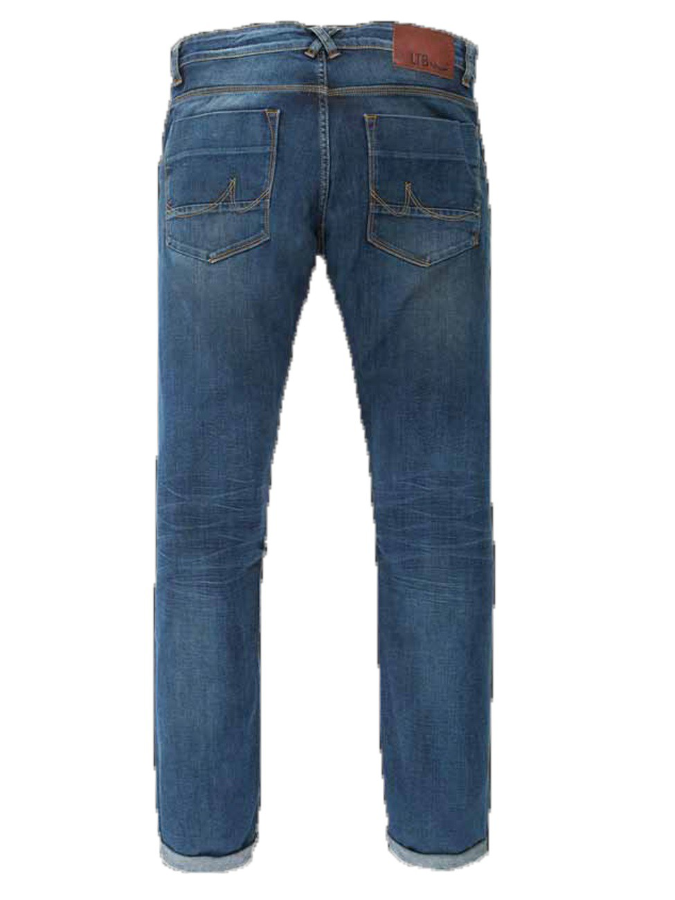 LTB Herren Jeans Joshua - Slim Fit - Blue Lapis Wash