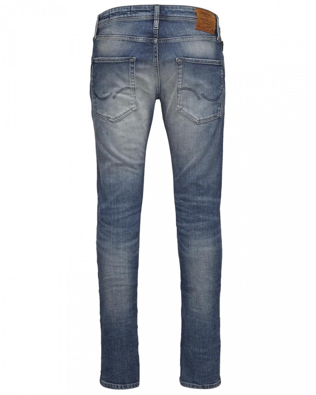Jack & Jones Herren Jeans JJGLENN - Slim Fit