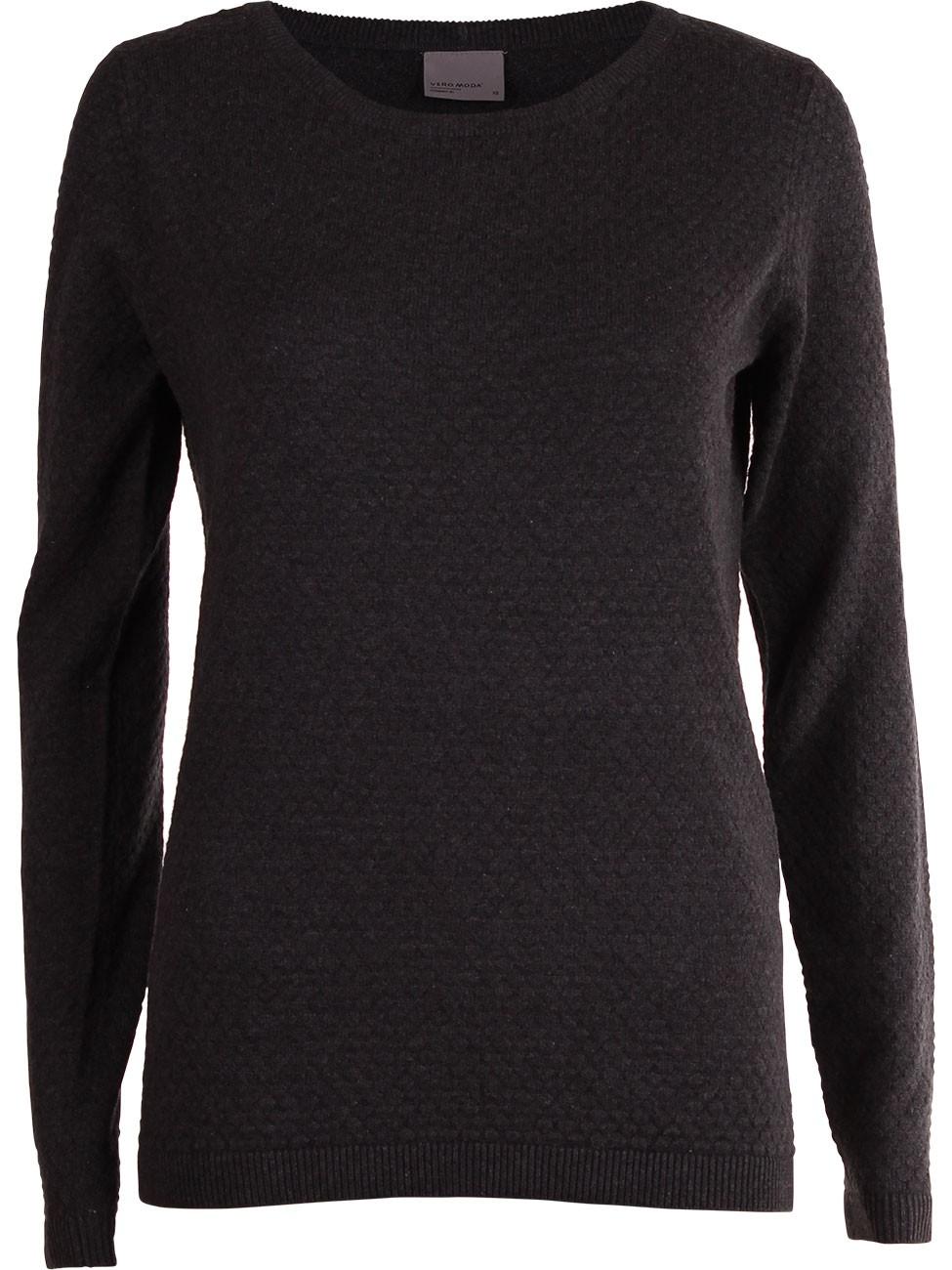 Vero Moda Damen Pullover VMCARE STRUCTURE