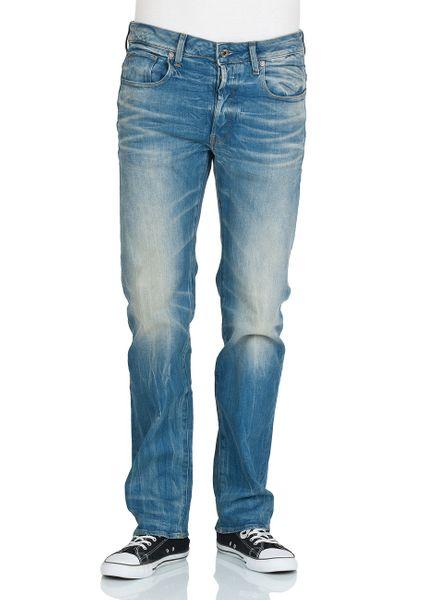 G-Star Jeans 3301 Straight Herren Jeans - Aged