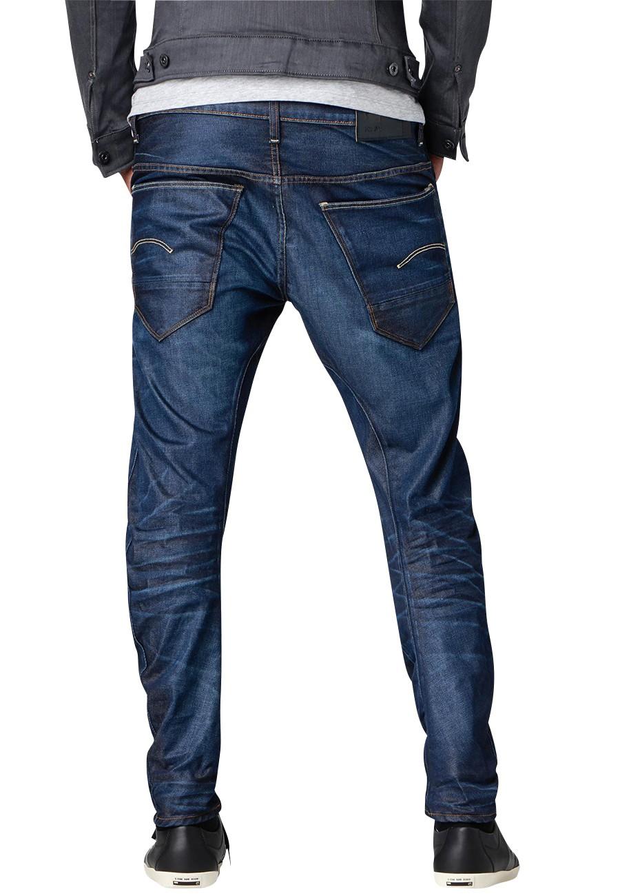 G-Star Jeans Arc 3D Slim Herren Jeans - Dark Aged