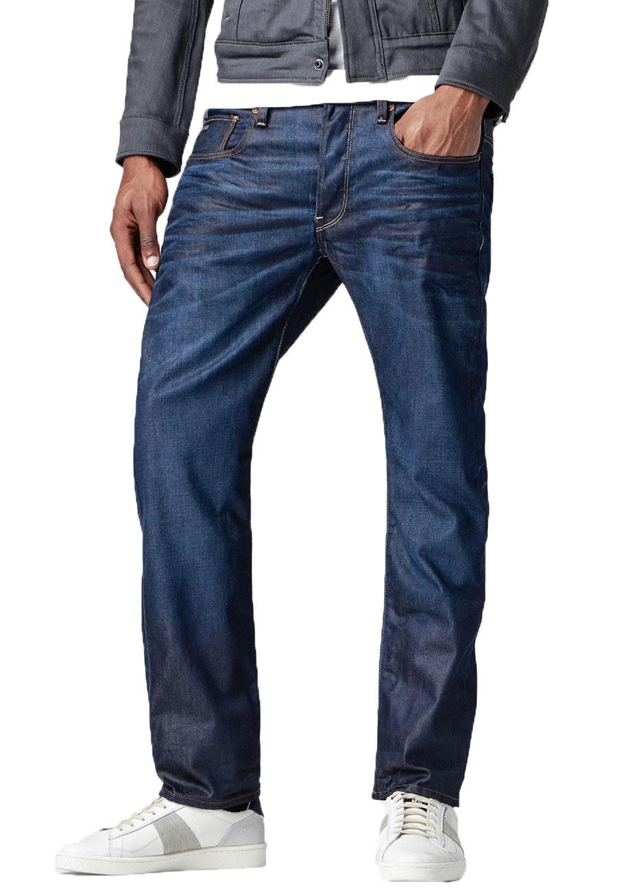 Herren Jeans 3301 Dark Straight Star Aged G Kaufen UVSqzpMG