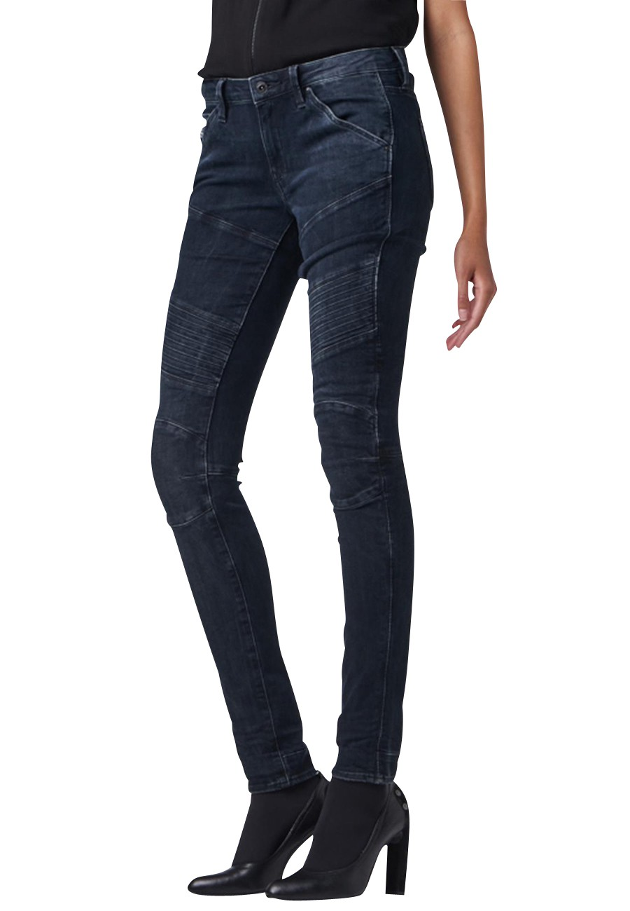only damen skinny jeanshose onlroyal reg sk biker jeans. Black Bedroom Furniture Sets. Home Design Ideas