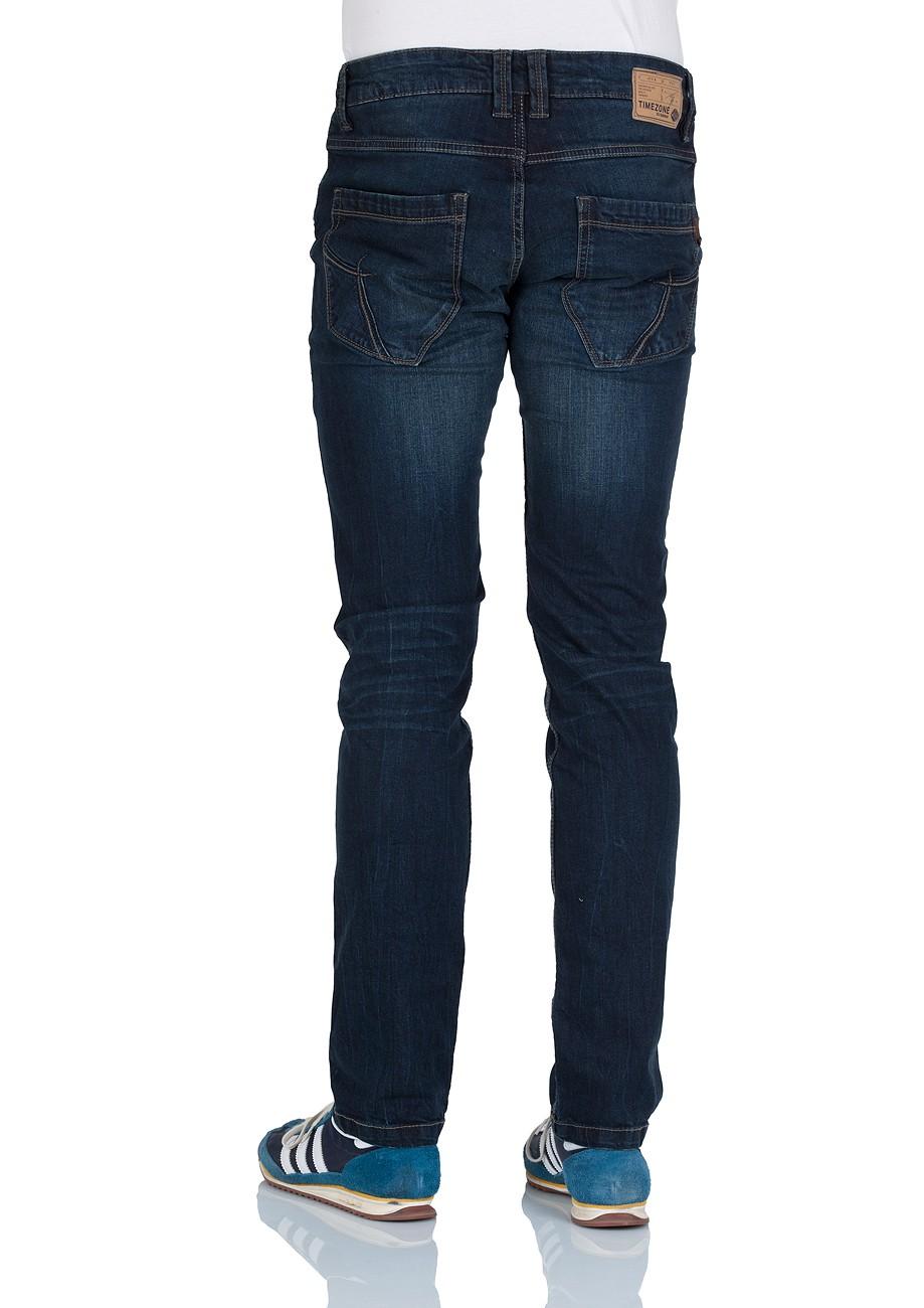 Timezone Herren Jeans EduardoTZ - Slim Fit - Raywash