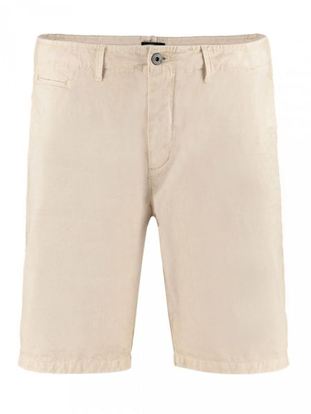 Scotch & Soda Herren Chino Shorts Basic Twill - Slim Fit