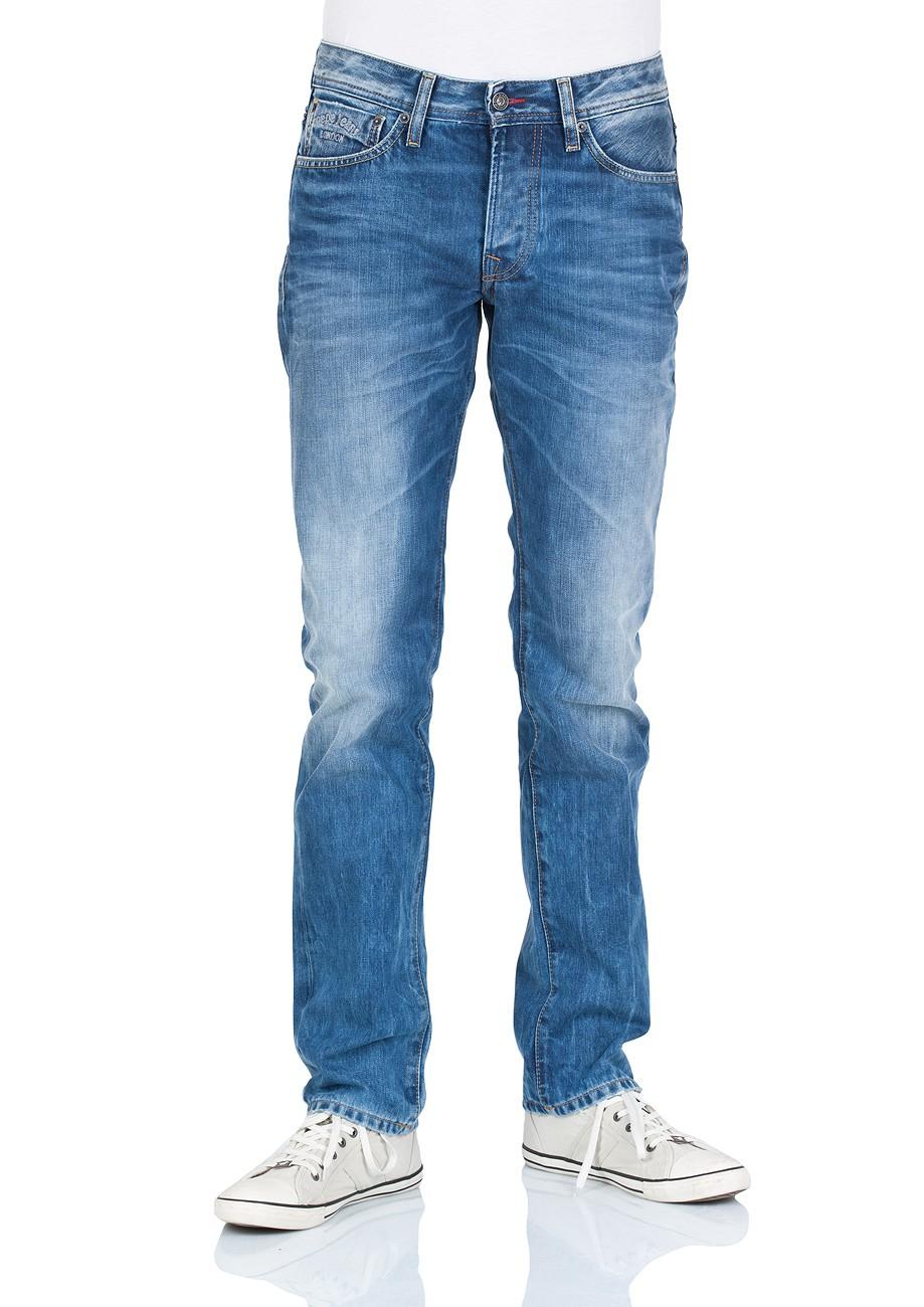 Pepe Jeans Herren Jeans Men Edition - Comfort Fit - British Used