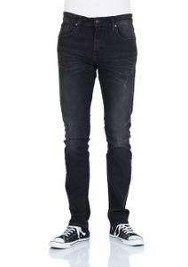 Mavi Herren Jeans James - Skinny Fit - Smoke Berlin Comfort