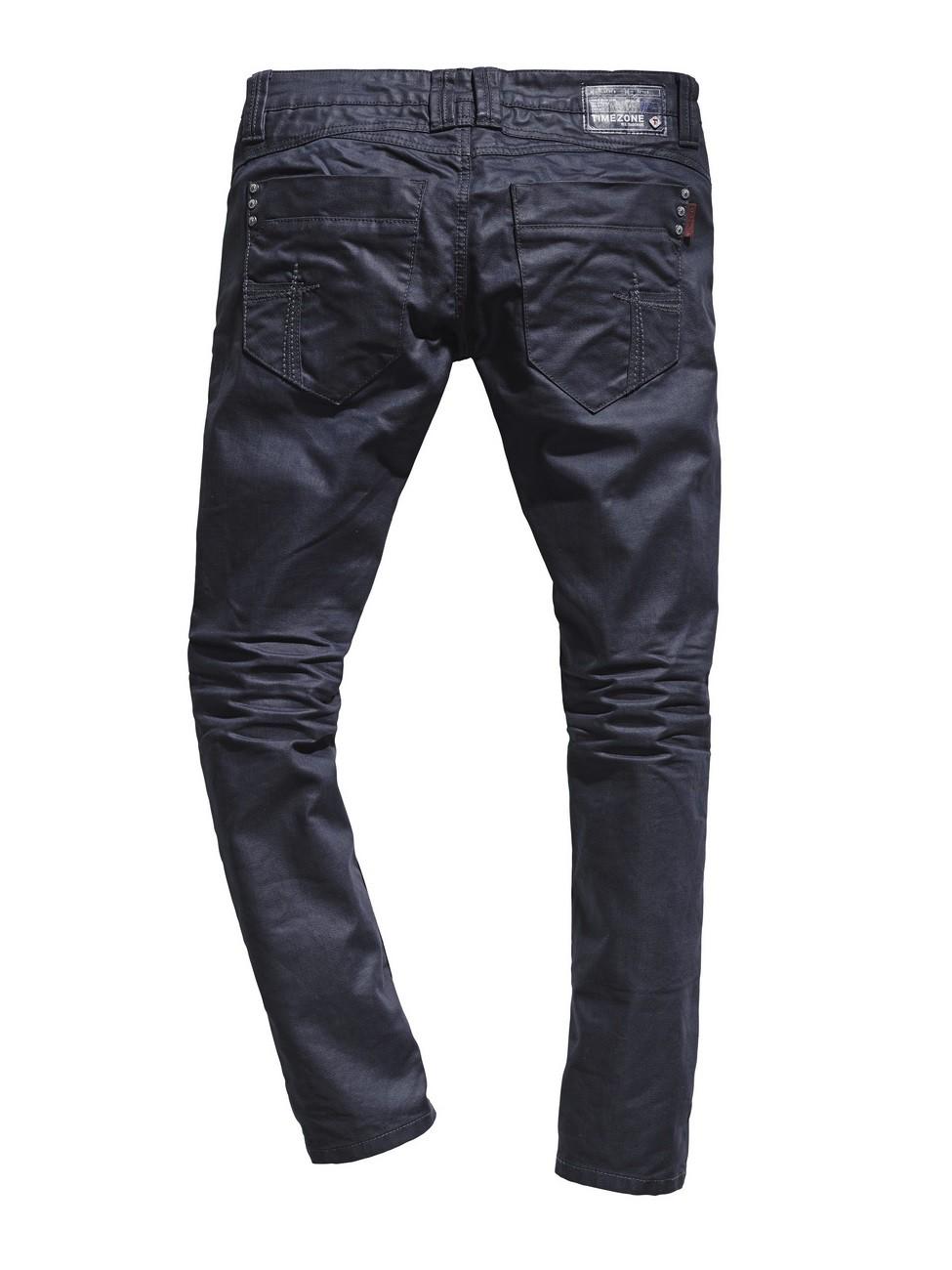 Timezone Herren Jeans TaylorTZ - Slim Fit - Blue Dull Wash