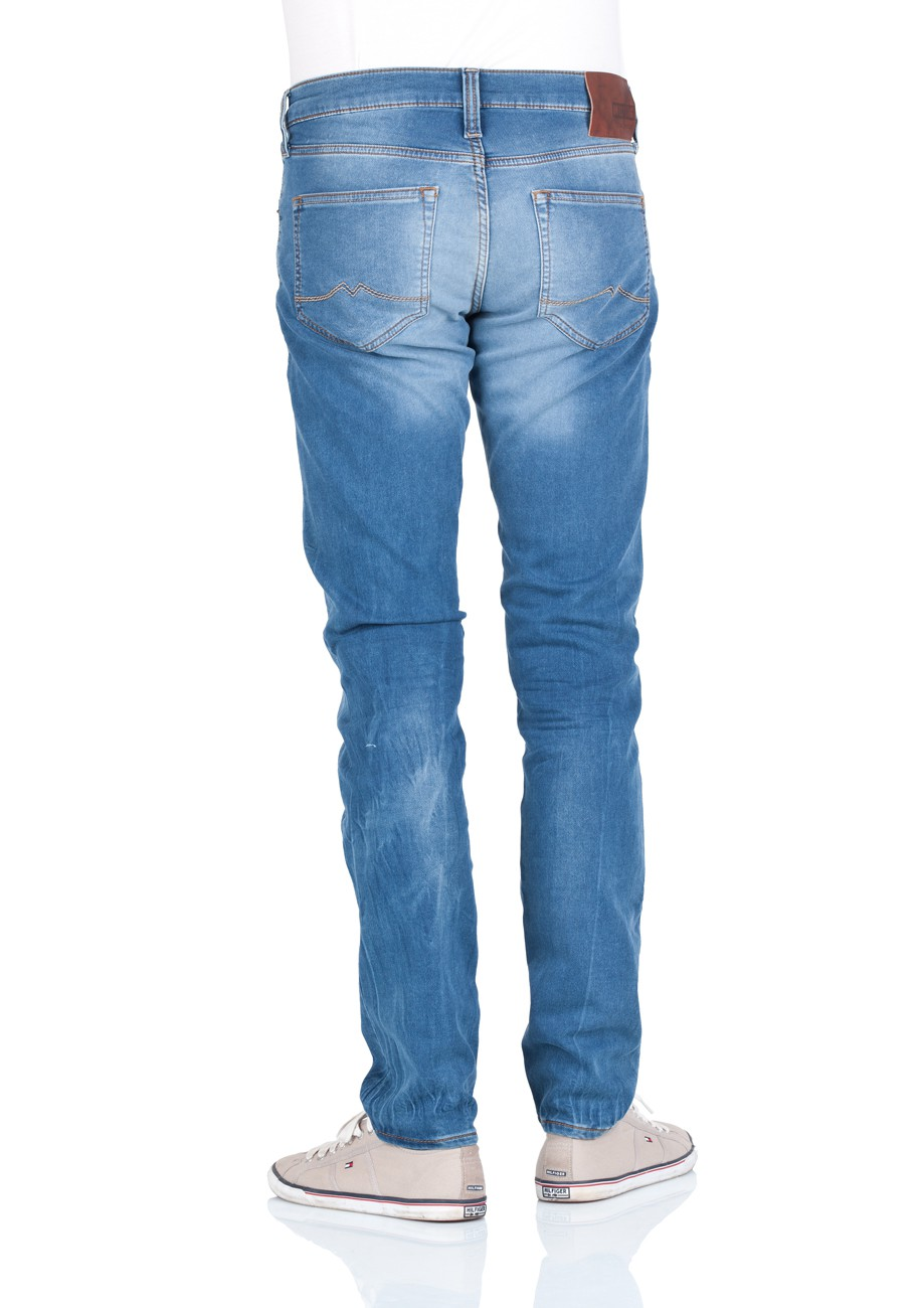 Mustang Herren Jeans Oregon - Tapered - Authentic Used