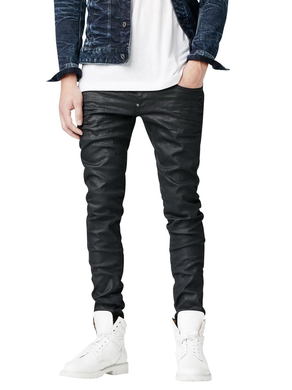 G-Star Herren Jeans Revend - Super Slim Fit - 3D Dark Aged kaufen ... 89edcad001