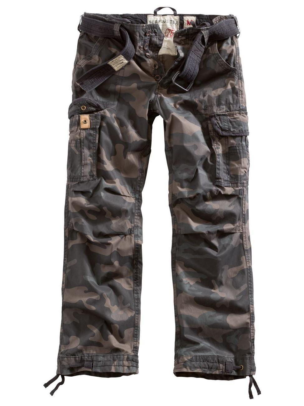 Surplus Herren Hose Premium Trousers 05-3597