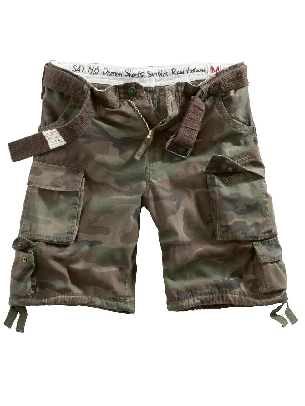 Surplus Herren Shorts Division Shorts 07-5598