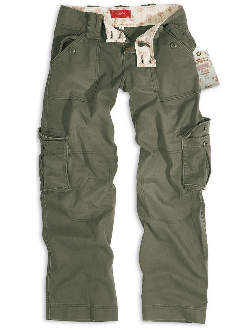 Surplus Damen Hose Ladies Trousers 33-3587