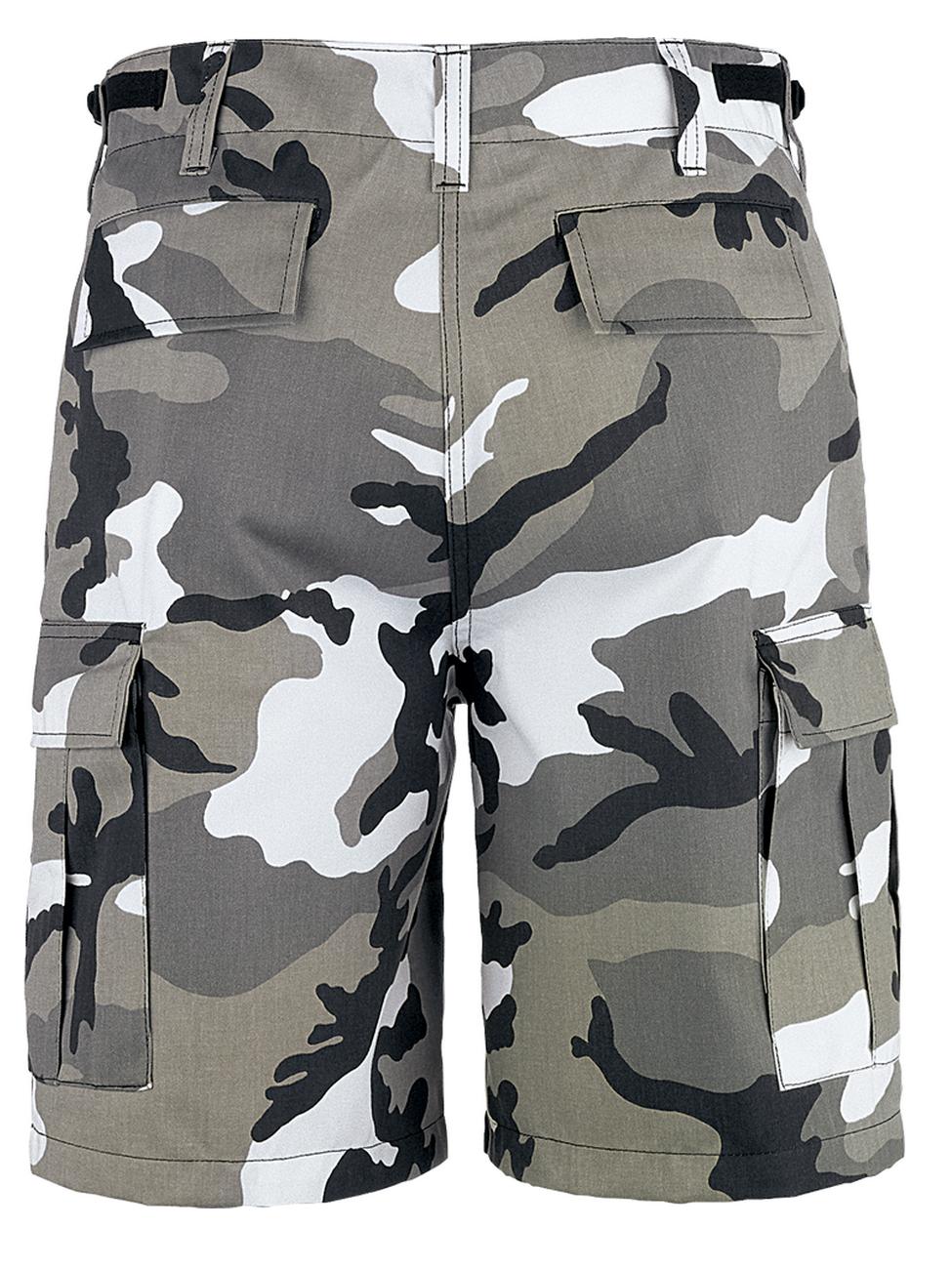 Brandit Herren Bermuda US Ranger Shorts