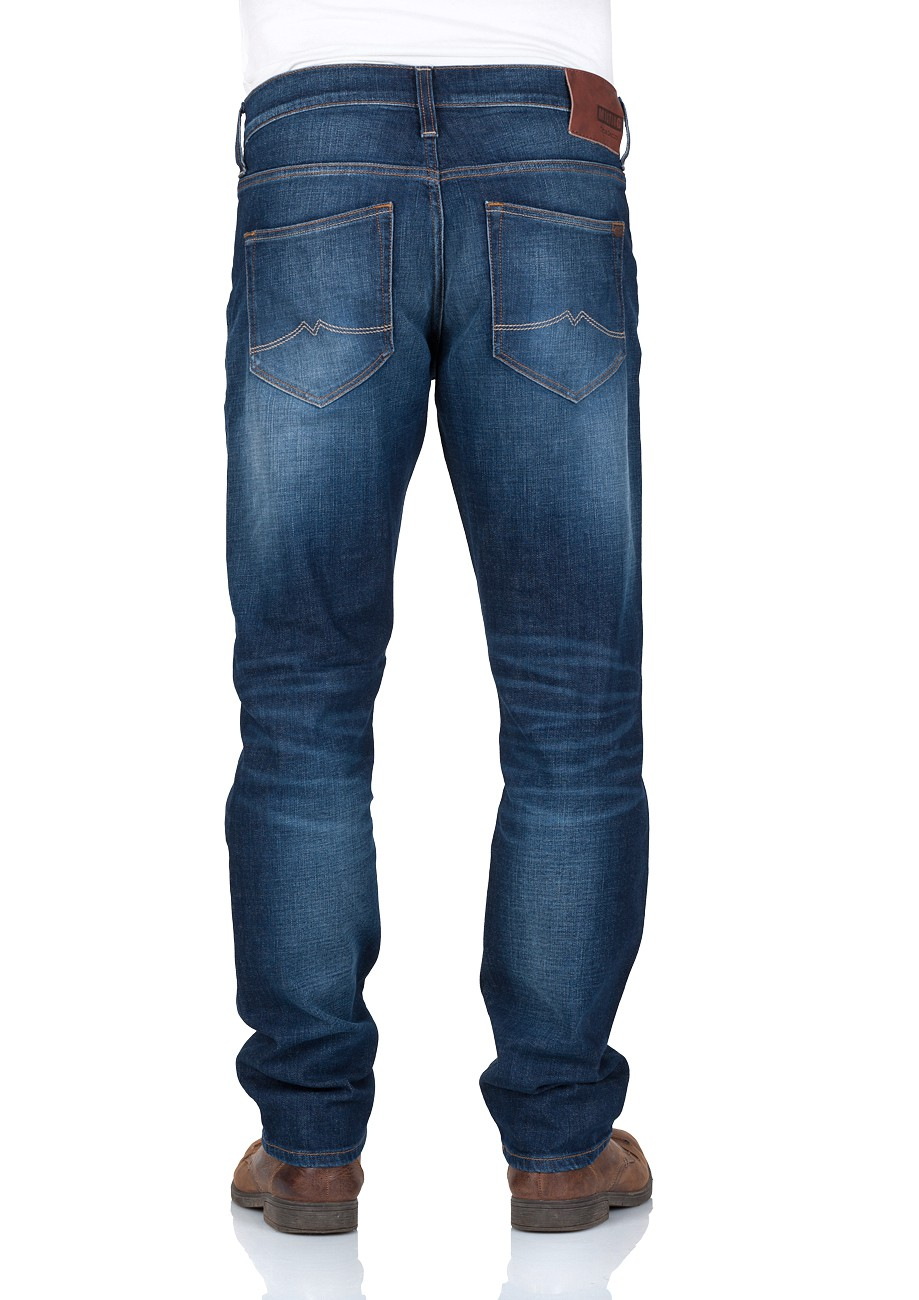 mustang-herren-jeans-oregon-tapered-blau-dark-rinse-used