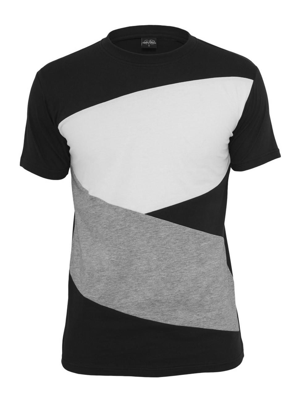 Urban Classics Herren Zig Zag T-Shirt