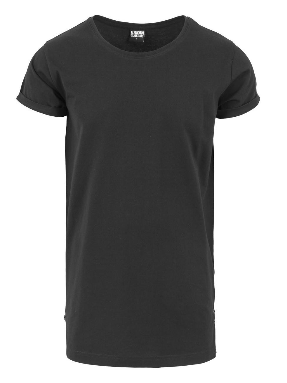 urban-classics-herren-long-shaped-side-zip-t-shirt, 14.90 EUR @ jeans