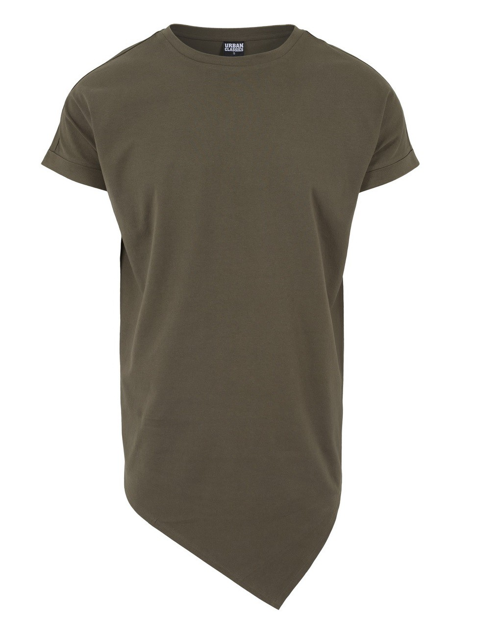 850ccd6f2e5c Urban Classics Herren Asymetric Long T-Shirt kaufen - JEANS-DIRECT.DE