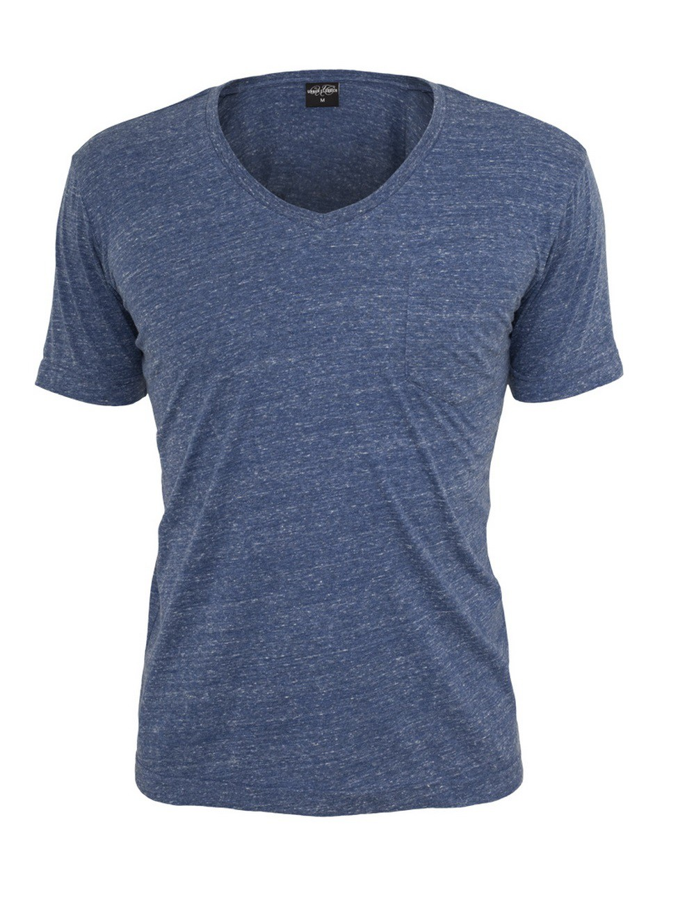 urban-classics-herren-melange-v-neck-pocket-t-shirt