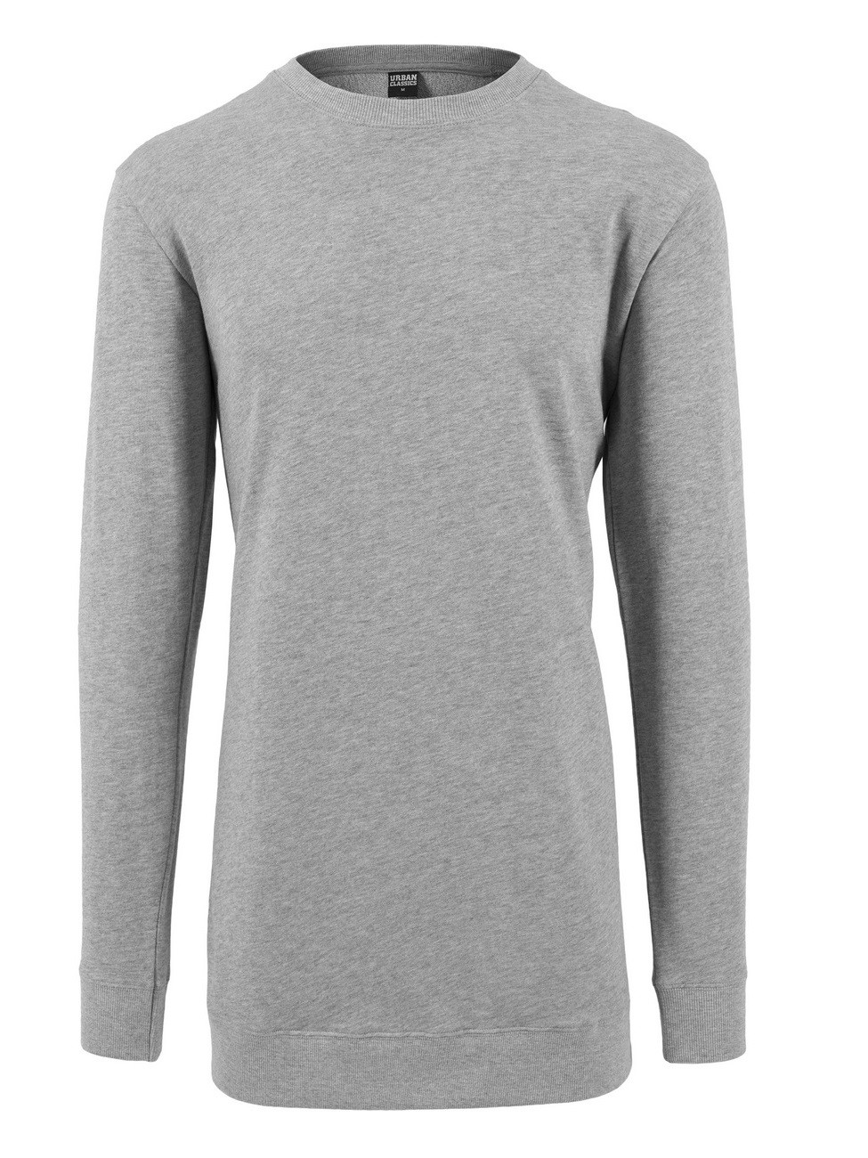 urban-classics-herren-sweater-long-light-fleece-crewneck