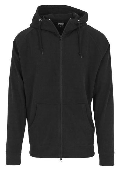 Urban Classics Herren Sweatjacket Heavy Interlock Raglan Zip Hoody