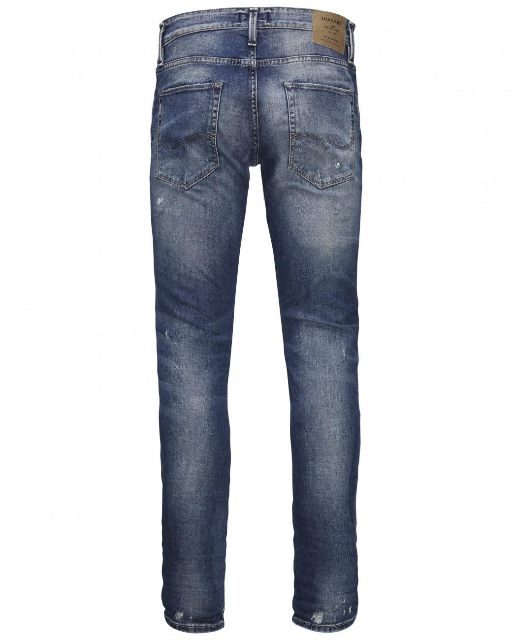 jack-jones-herren-jeans-jjiglenn-jjicon-bl-670-indigo-knit-slim-fit-blau-blue-denim
