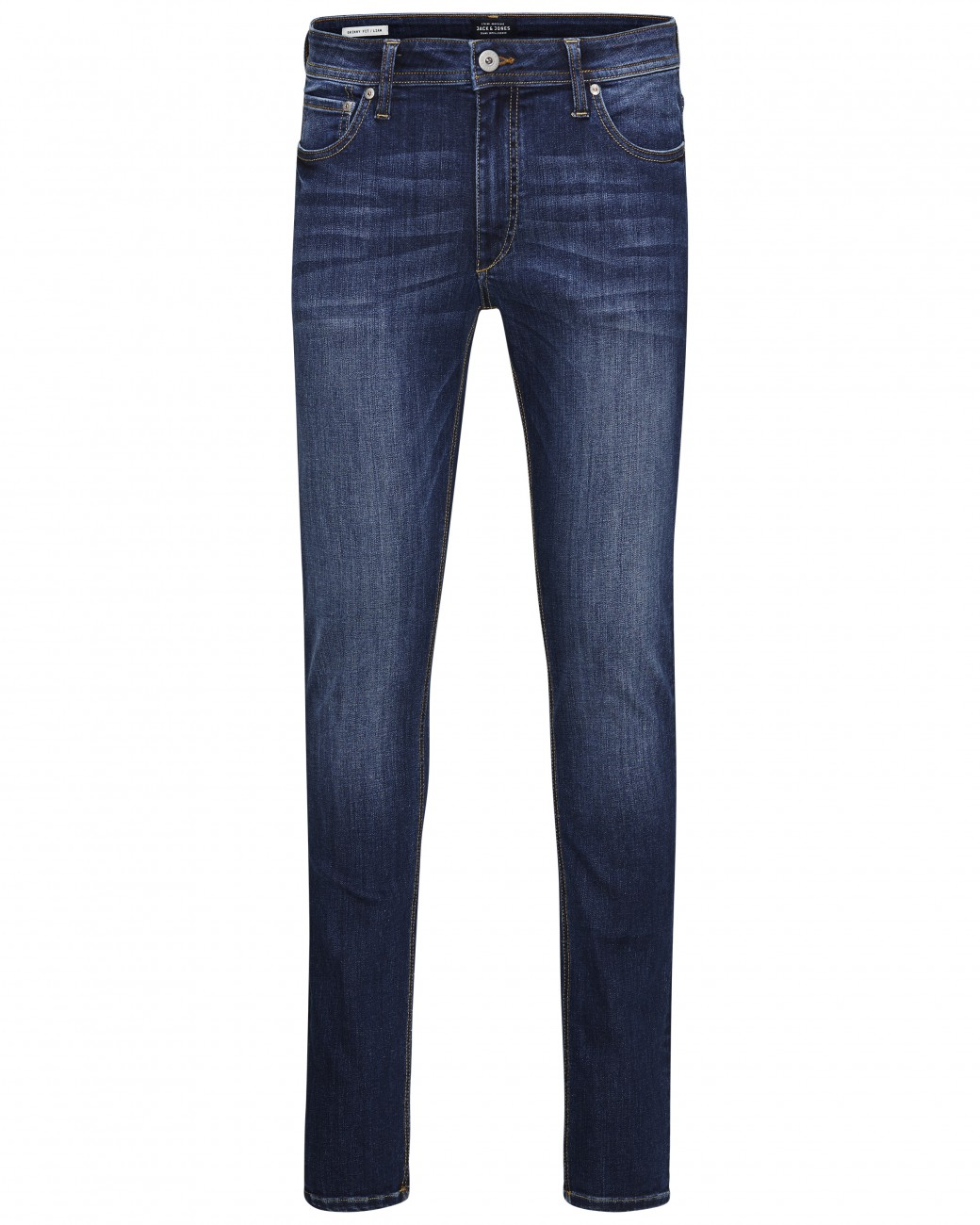Jjoriginal Blue Denim 014 Jones Jackamp; Jeans Jjiliam Fit Herren Skinny Am Lid Blau OXuPZikTw