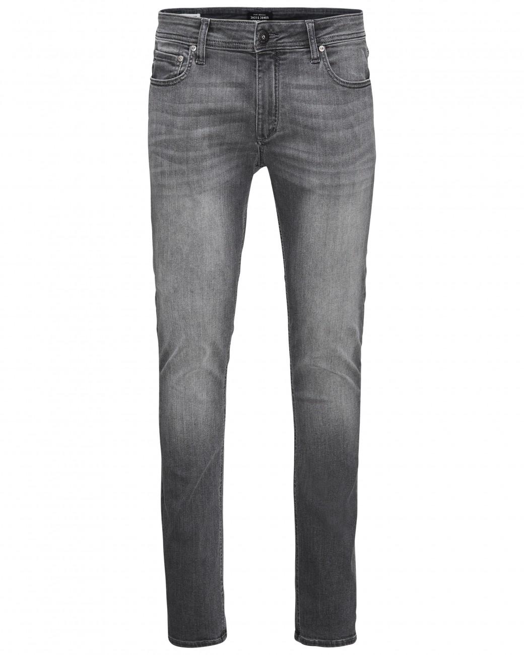 Jack   Jones Herren Jeans JJILIAM JJORIGINAL AM 010 LID - Skinny Fit - Grau  - 6867ac7028
