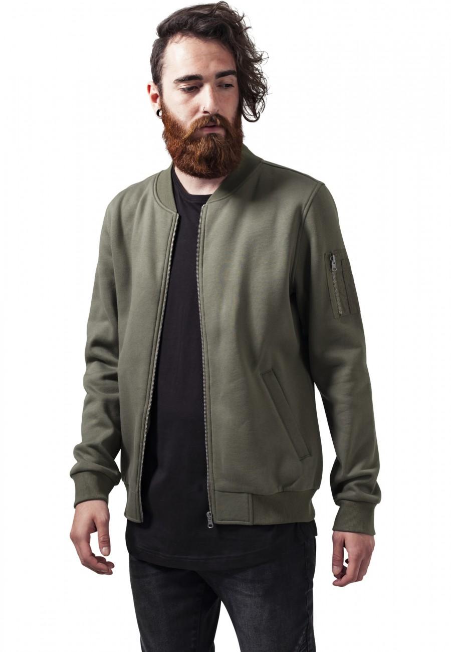 urban-classics-herren-jacke-sweat-bomber-jacket