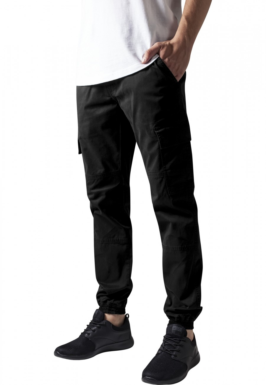 urban-classics-herren-sweatpants-washed-cargo-twill-jogging-pants
