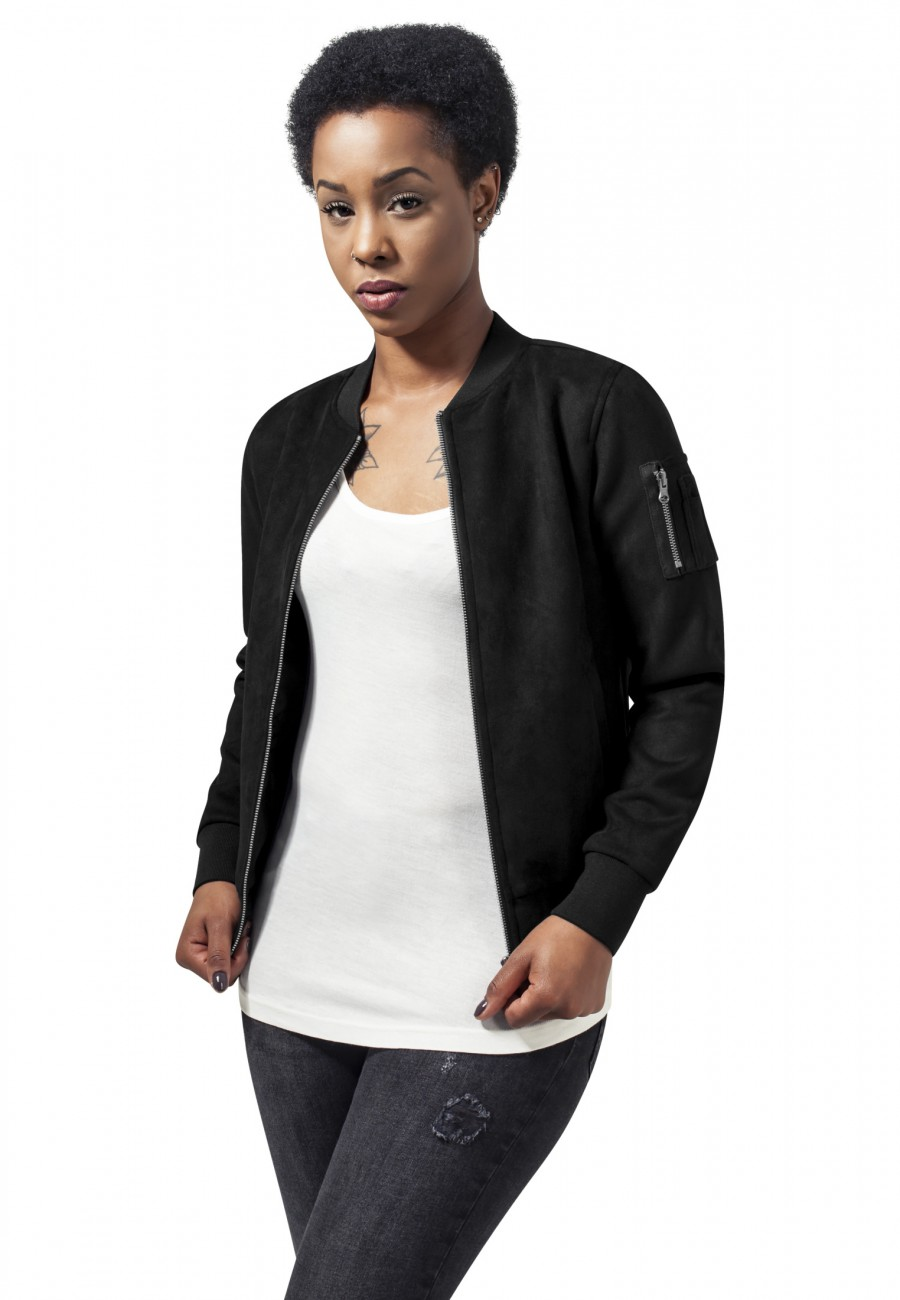 urban-classics-damen-jacke-ladies-imitation-suede-bomber-jacket